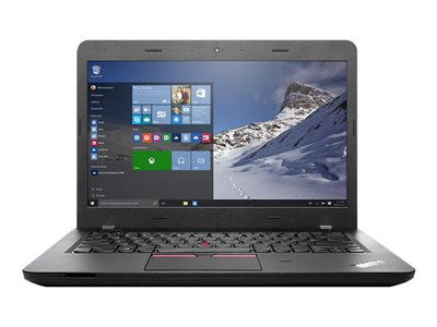 """Lenovo ThinkPad E460 20ET - 14"""" - Core i3 6100U - 4 GB RAM - 500 GB HDD"""